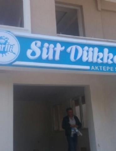 Süt Dükkanı