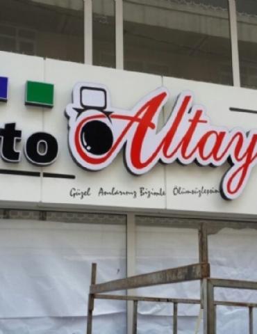 Foto Altay Sarayköy