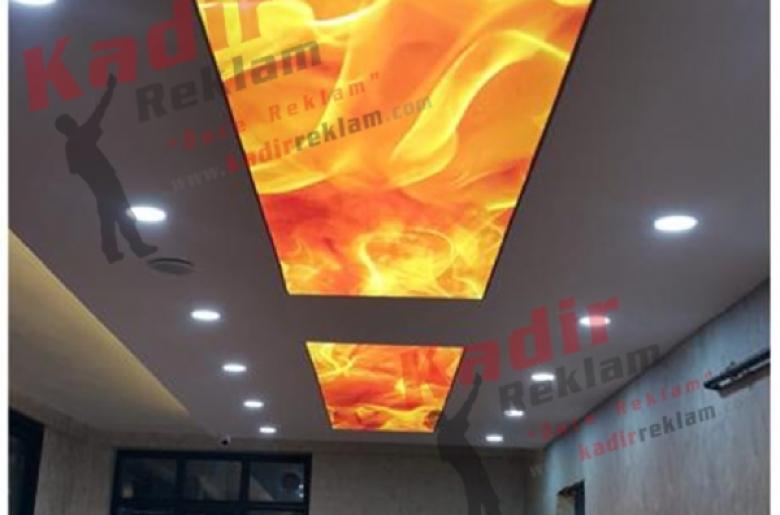Döner Ateşi Tabela& Gergin Tavan