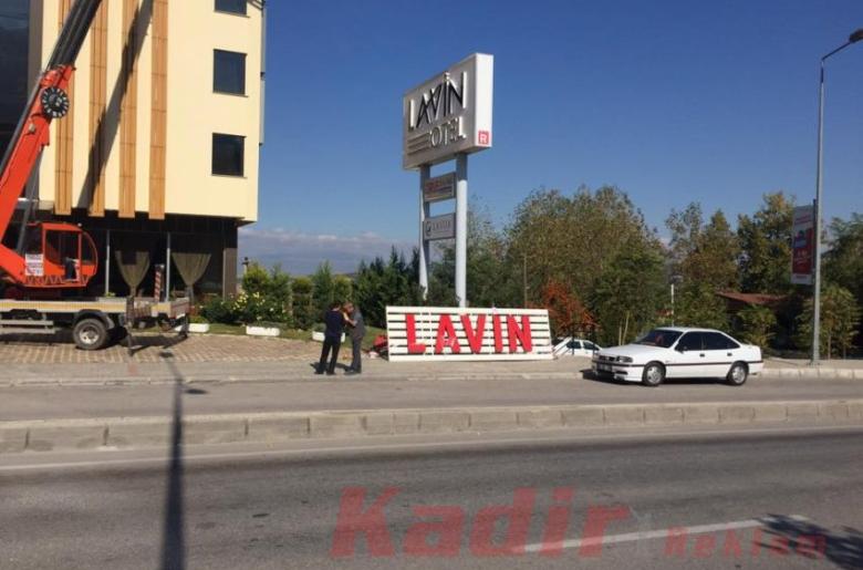 Lavin Otel Tabela