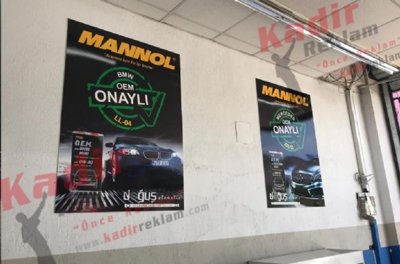 Mannol Tabela