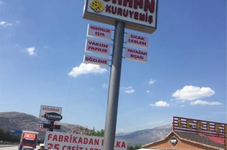 Turhan Kuruyemiş Totem